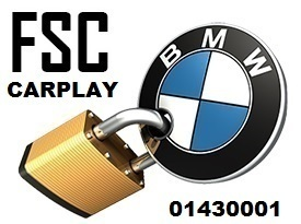 FSC BMW CARPLAY OEM ( 143 )