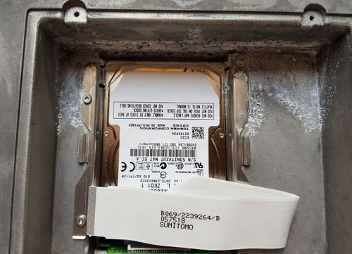 NBT HDD REPLACEMENT
